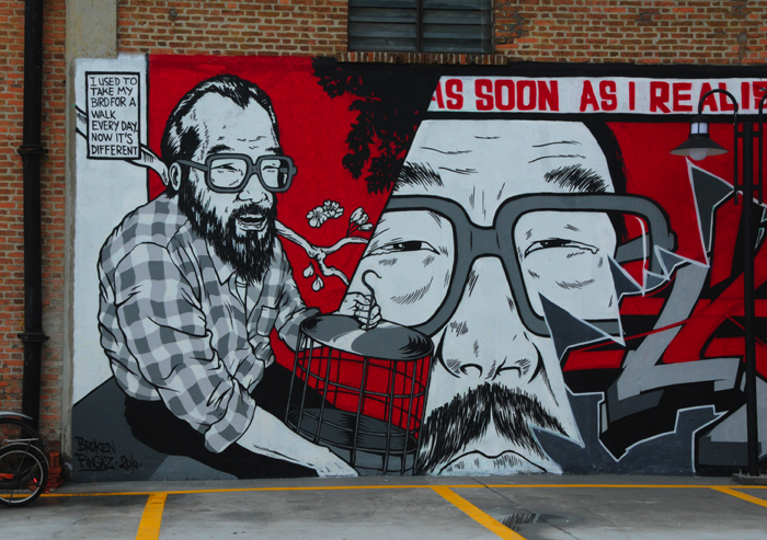 Broken Fingaz in China