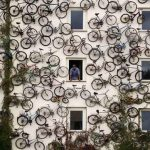 Bikes on the Wall