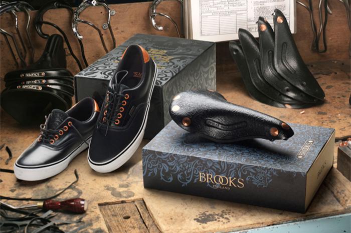Brooks x Vans Vault