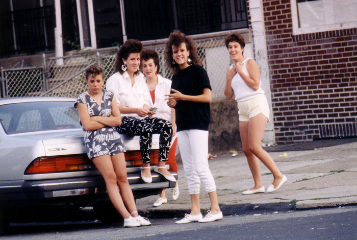 Philly Girls 1986