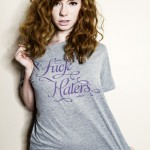 The Official Manufacturing Company - Fuck Haters T-Shirt