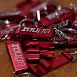 Rouge - Keychain
