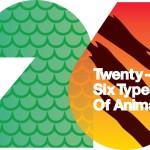 Twenty-Six Types of Animals