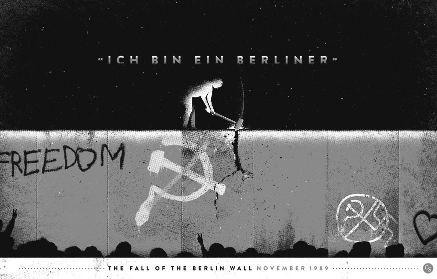 Momentus The Fall Of The Berlin Wall Bldgwlf