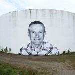Gaspesia: Les portraits en papier