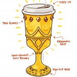 On-the-go Chalice
