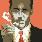 Mad Men x Matt Taylor