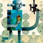 Ice Cream Robot
