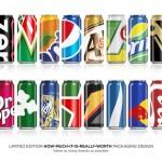 Experimental packaging design by Ewan Yap