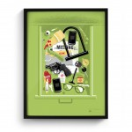 You Know You Want It – Junk Drawer Prints by Matt Stevens