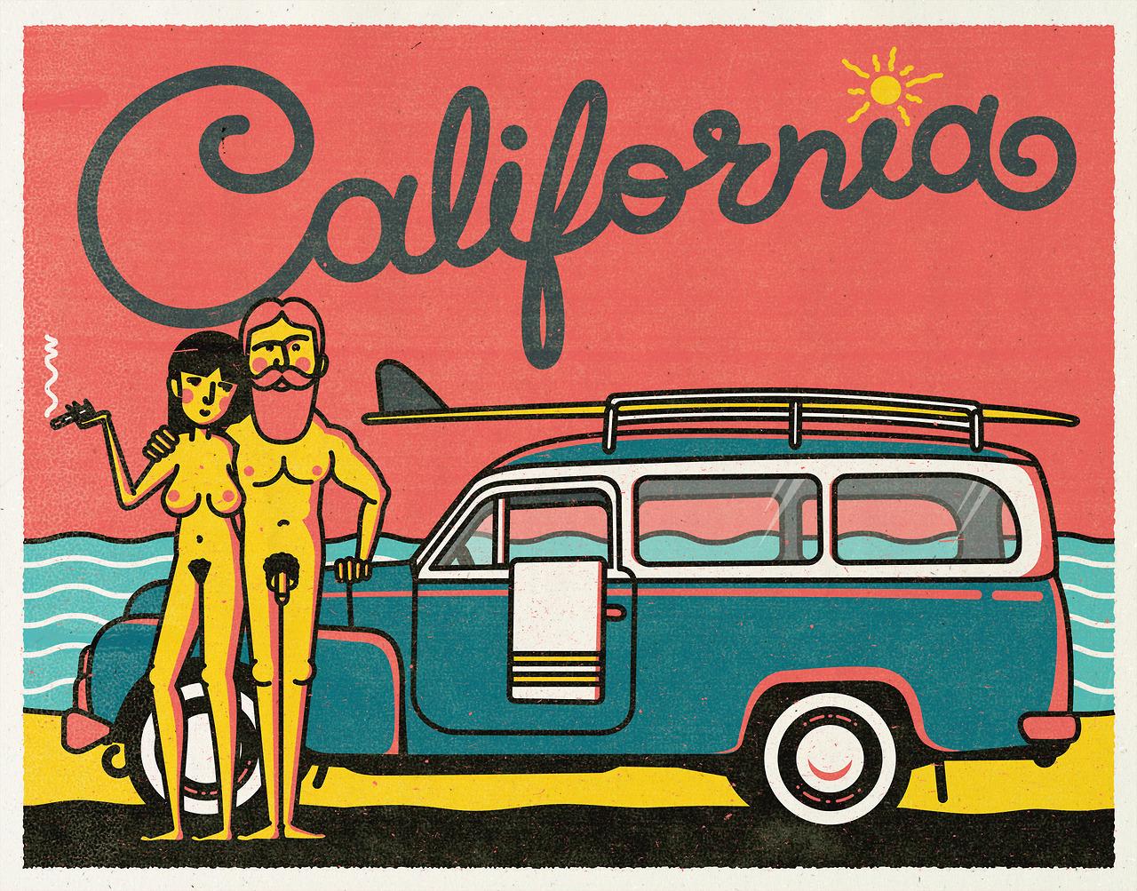 Hell Yeah California