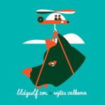 BLDGWLF Limited Edition Sticker Series