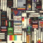 Cassettes, VHS & Atari