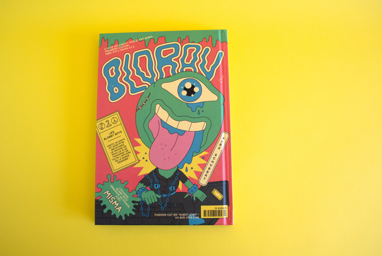 Blobby Boys - Alex Schubert