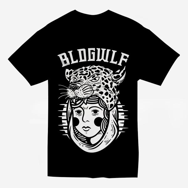BLDGWLF T-shirt